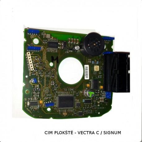 CIM modulio plokštė 13162134-DL